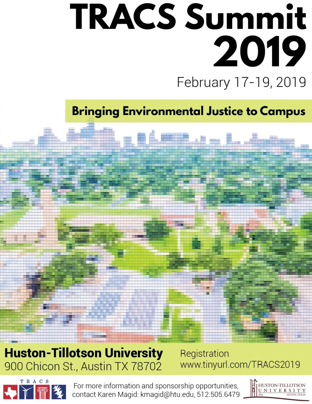 TRACS2019 flyer eventbrite